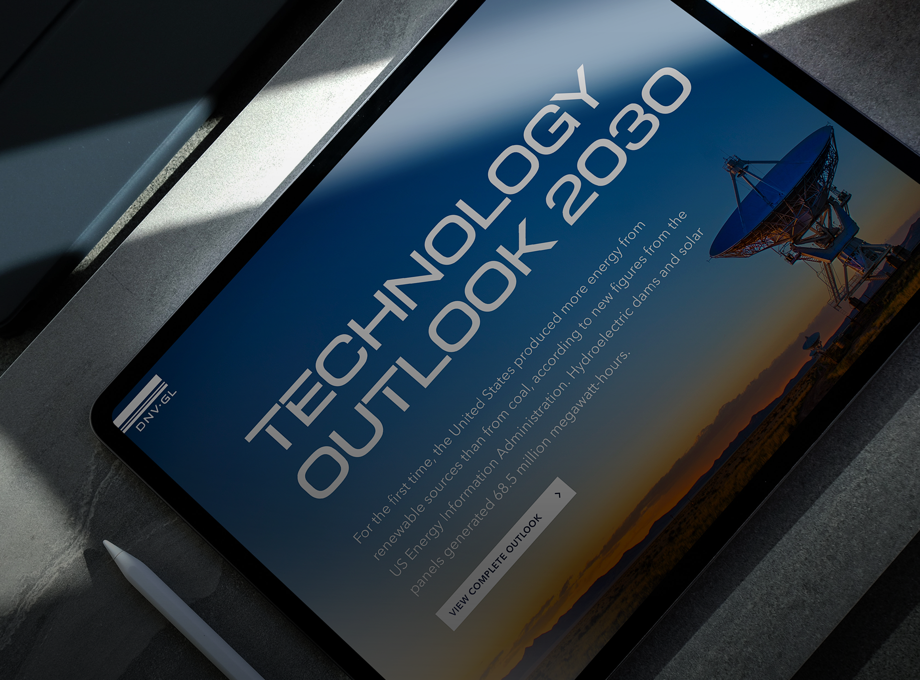 Technology Outlook 2030